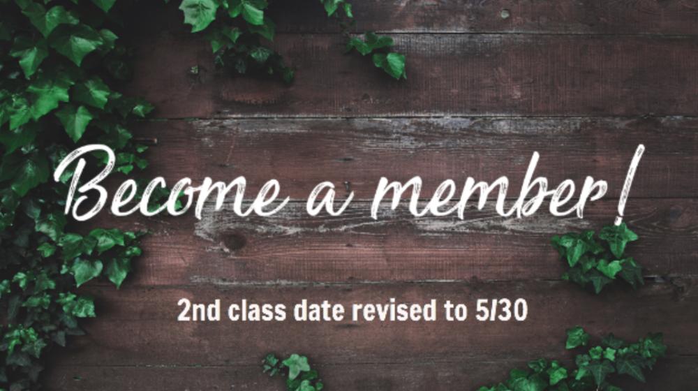 ADDITIONAL MEMBERSHIP CLASS