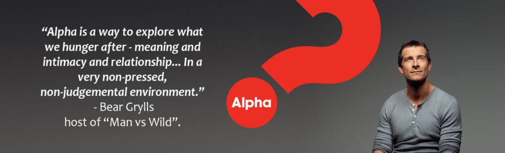 Summer Alpha Course