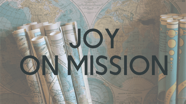 Upcoming Missions Trips