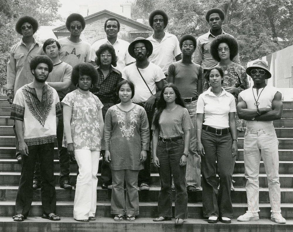 Summer 1972 Minority Orientation Teaching Assistants