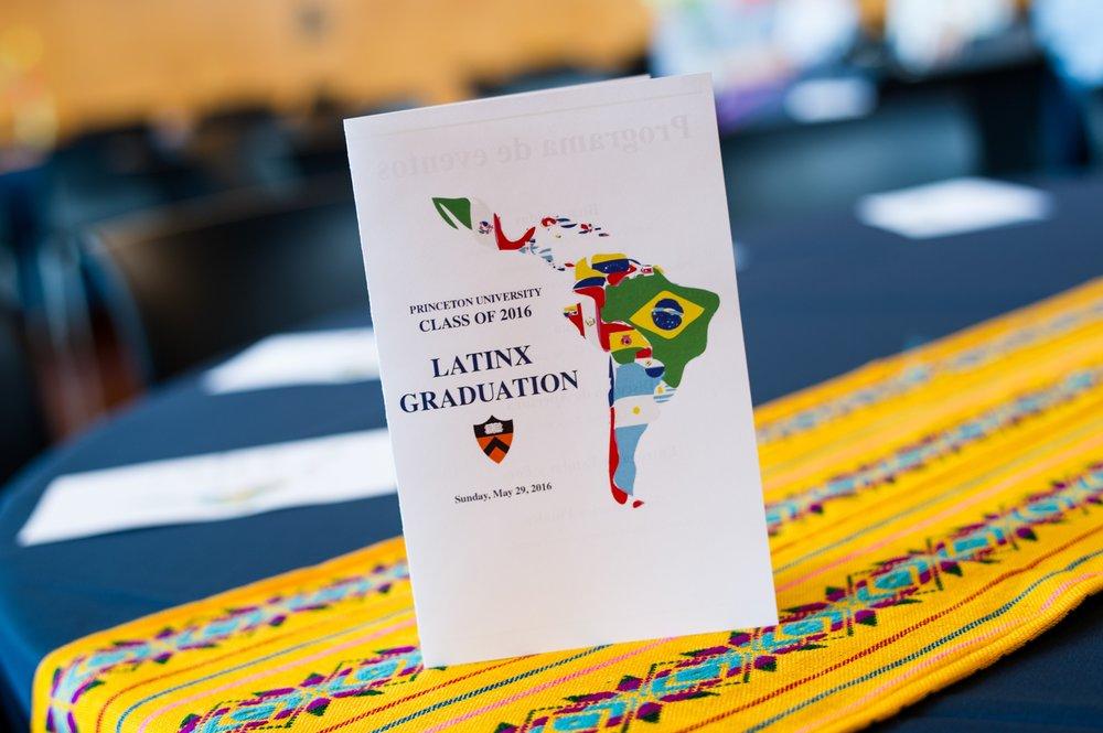 Latinx Graduation 2016