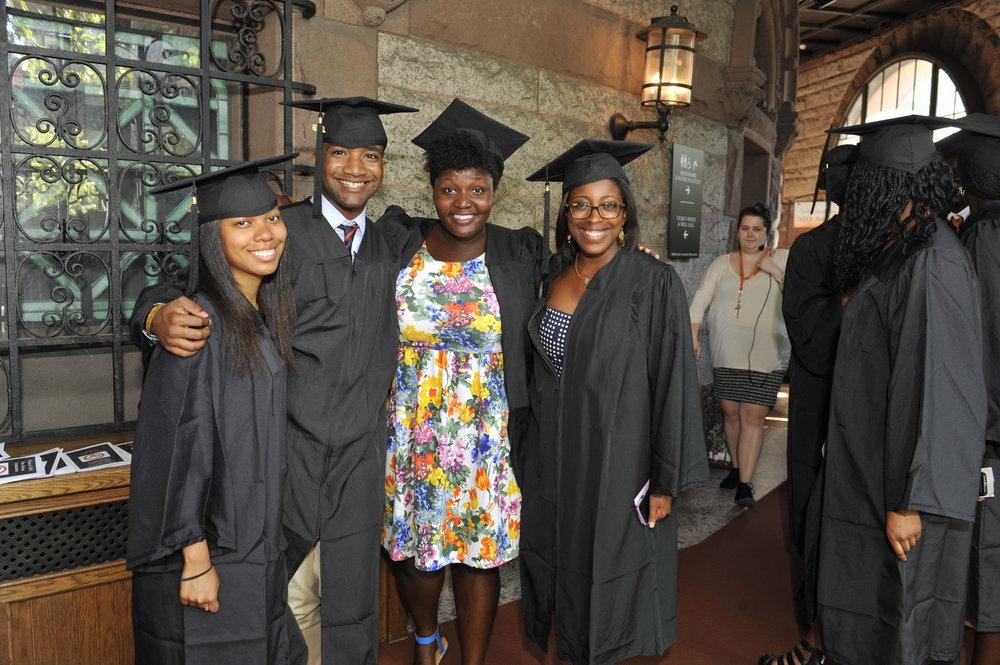 Pan African Graduation 2016