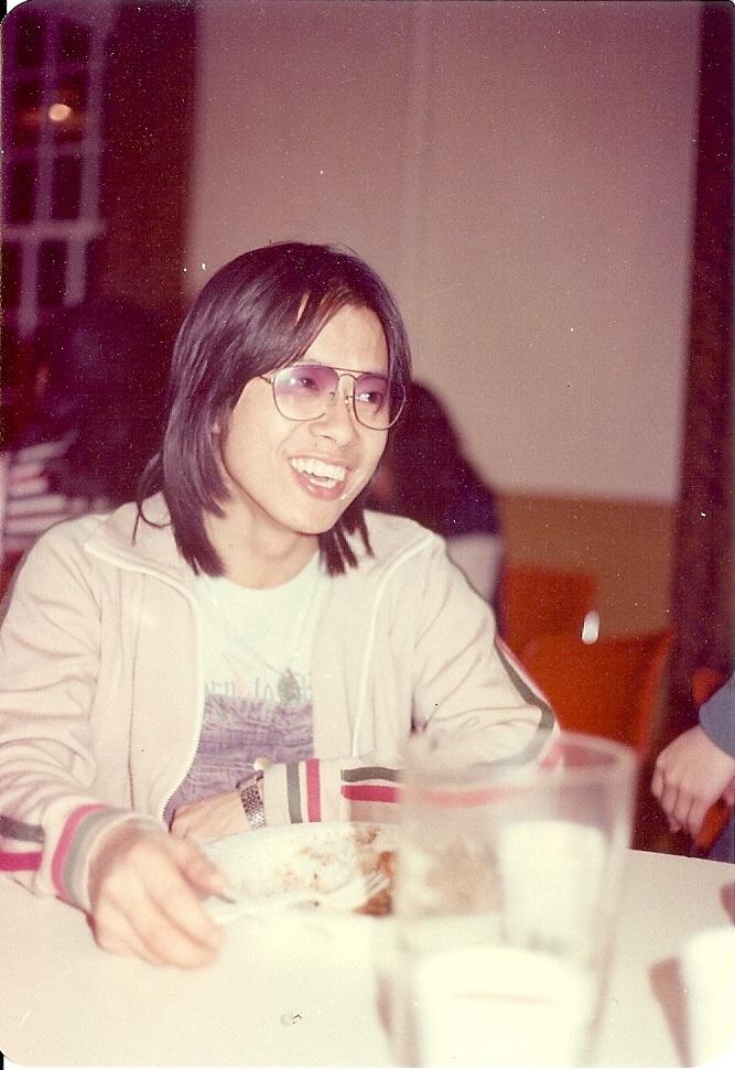 Charles Lai'78 at TWC