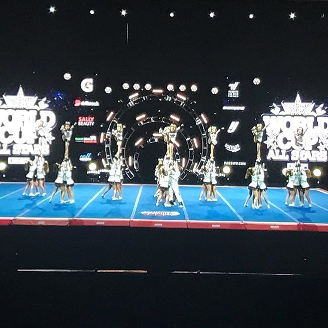 Way to go Lites!! @officialworldcupallstars