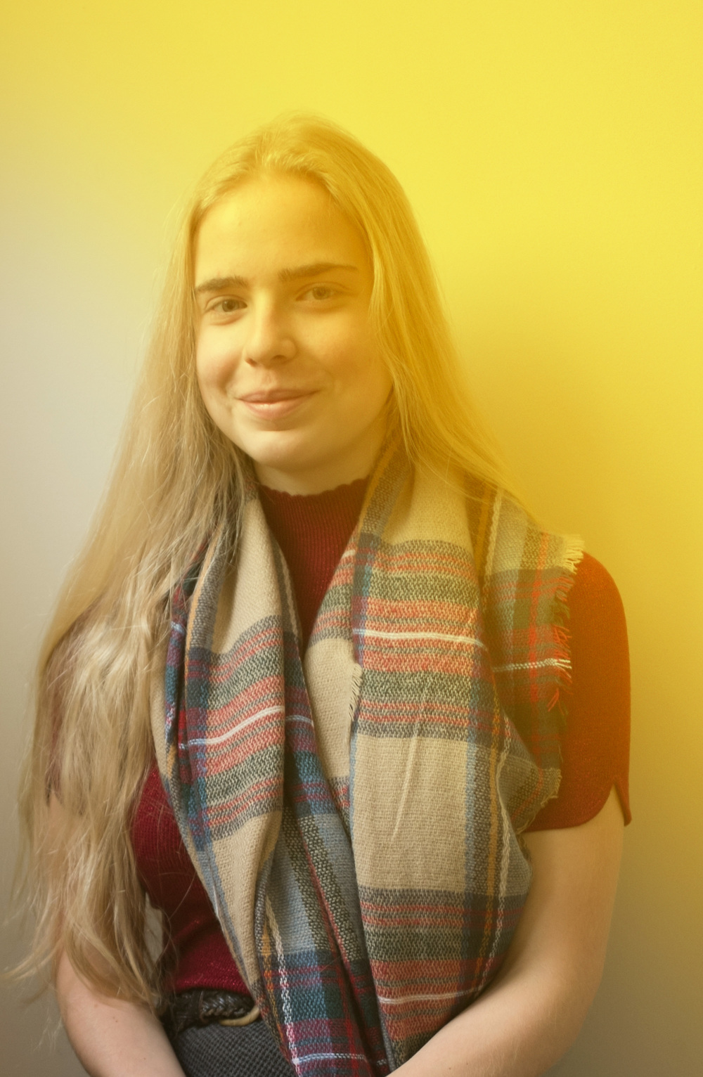 Princeton student associated with the LGBT Center