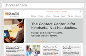 ShoreTel sought ways to reach new readers with content on their cloud-communications VoIP site, ShoreTel Sky and its blog, The Modern Company. Learn how ShoreTel Sky reached new readers and increased the volume of domains referring traffic to their site by 30% through a Related Articles campaign.