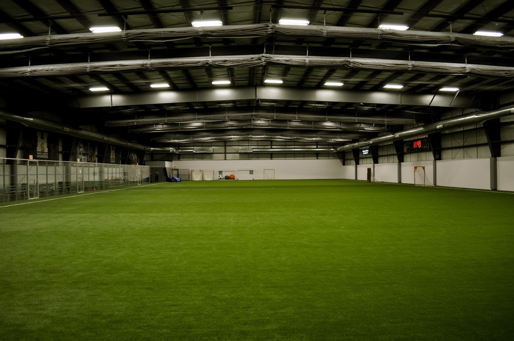 Athletic Field Interior