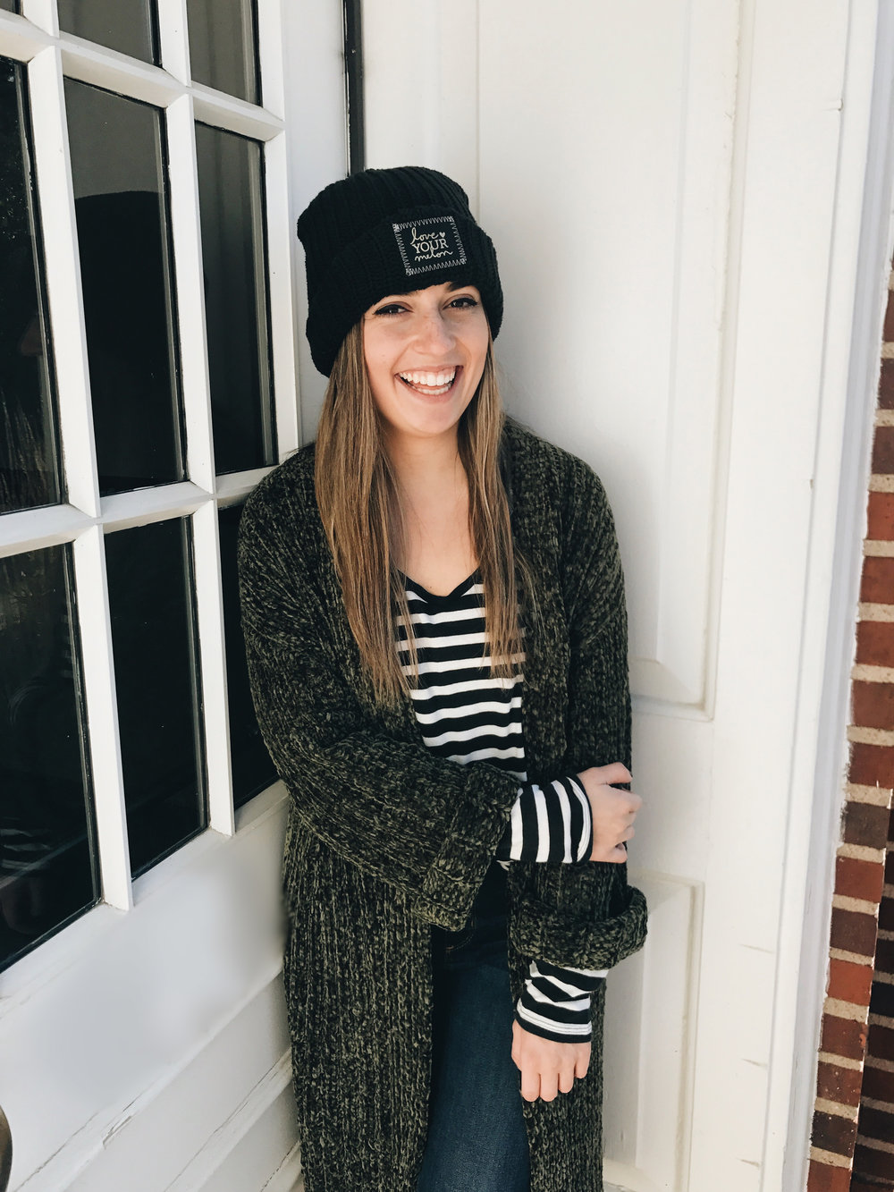 """I joined Love Your Melon because I wanted to help support the children that are everyday battling for their lives and staying strong. I wanted to help out in anyway I could"" - Veronica"