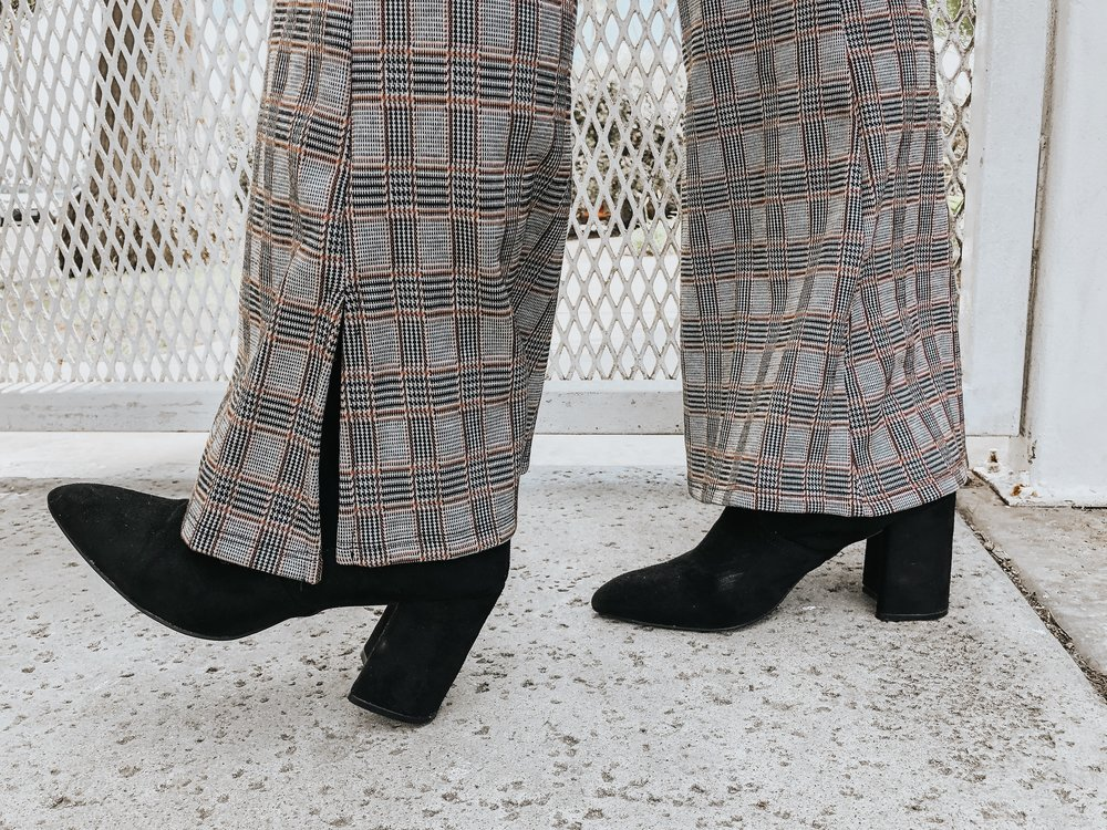 THESE BOOTS ARE MADE FOR WALKING - A good pair of booties are ESSENTIAL for the cold months. We've said it before and we will say it again, our Mariko Sock Bootie is thee PERFECT boot to get you through the season