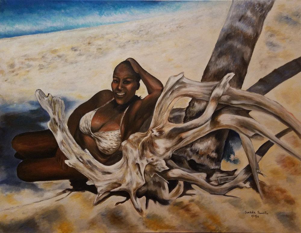 GalleryAWA-Guerda Faustin-Self Portrait.jpg
