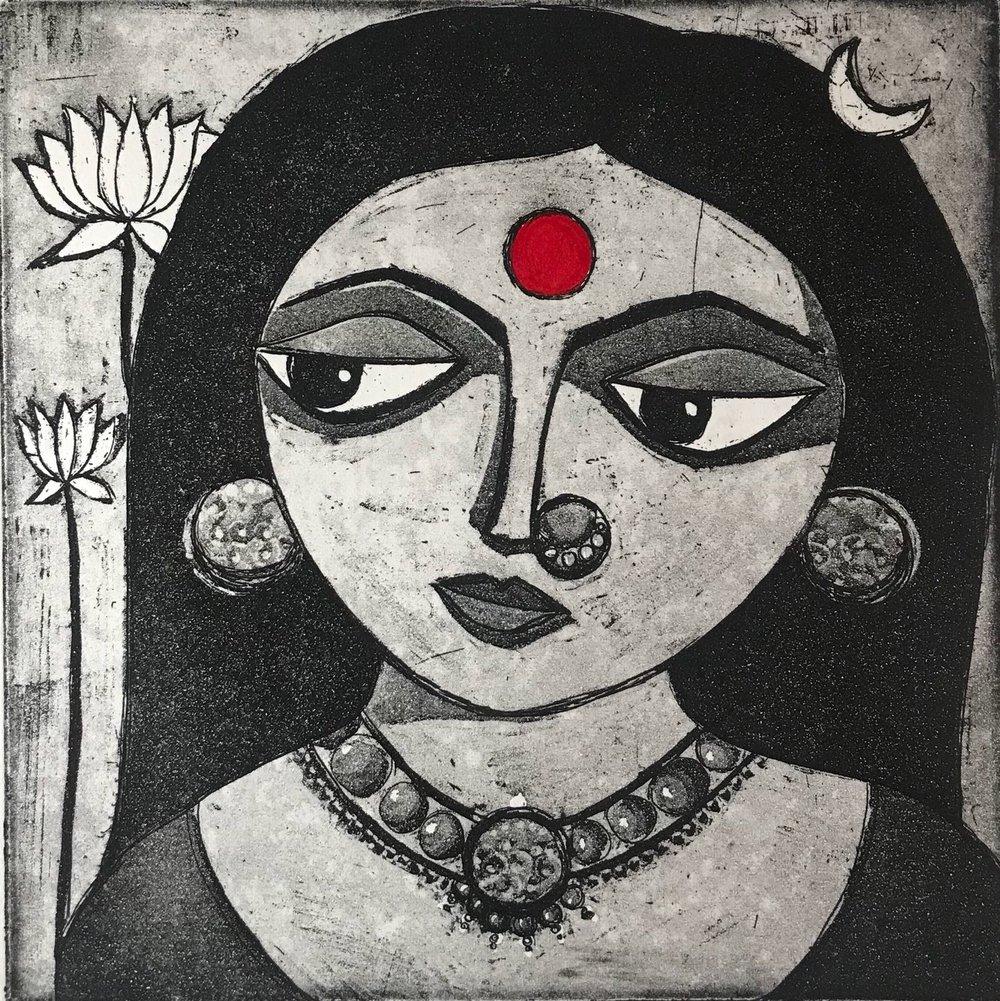 Anshula Tayal - Portraiture of Shakti.jpeg