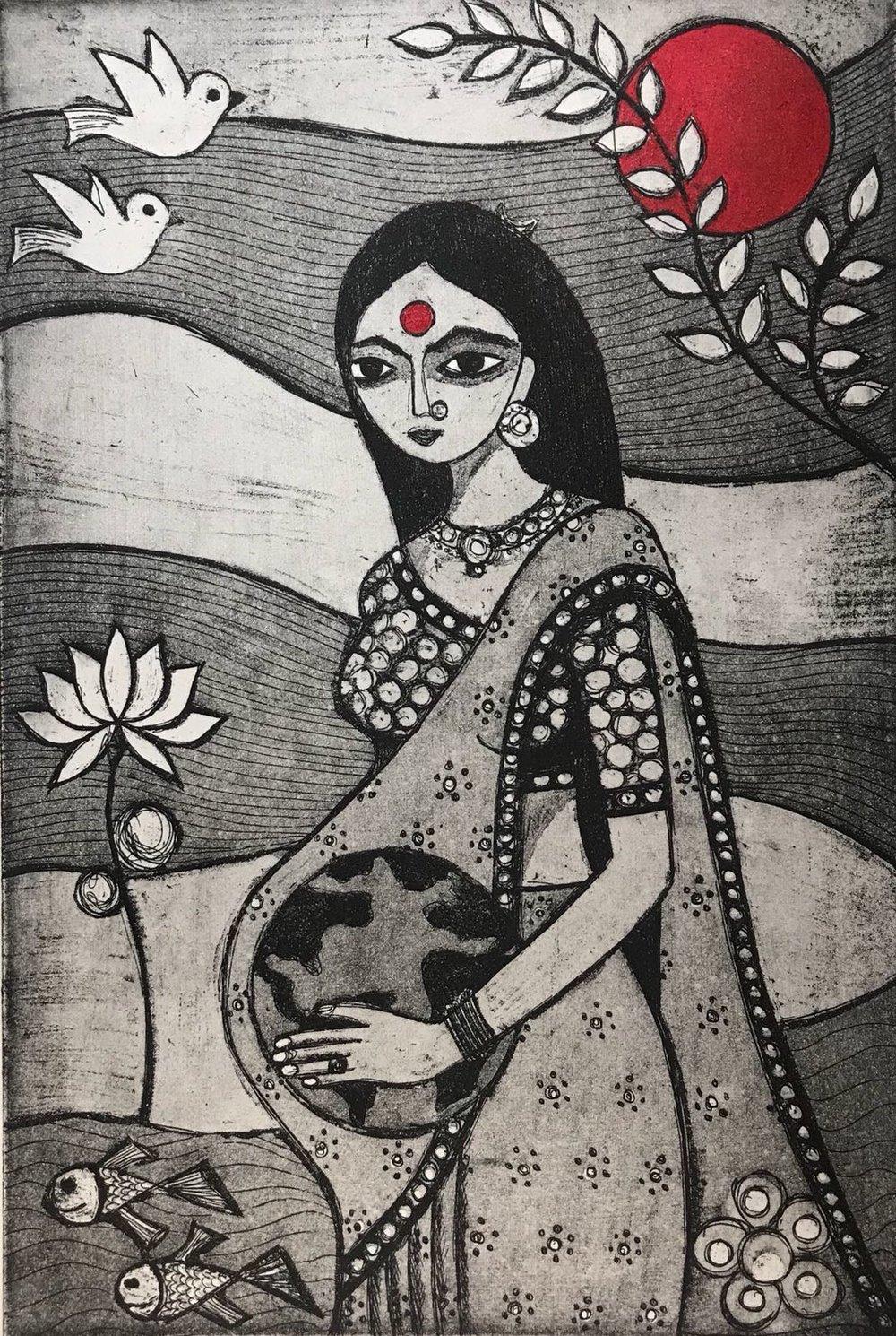 Anshula Tayal - Janani...Mother to the Earth.jpeg