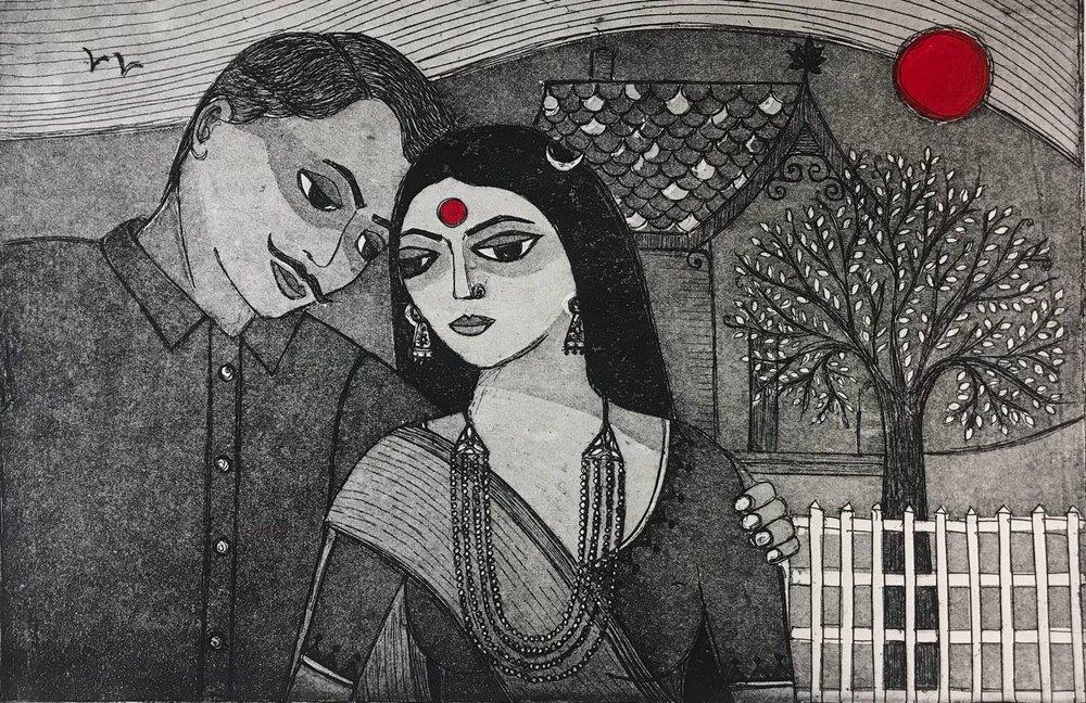 Anshula Tayal - A White Picketed Fence Life...a Homemaker as a Goddess.jpeg