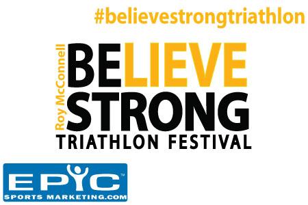 2019 BelieveStrong Triathlon — Epic Sports Marketing