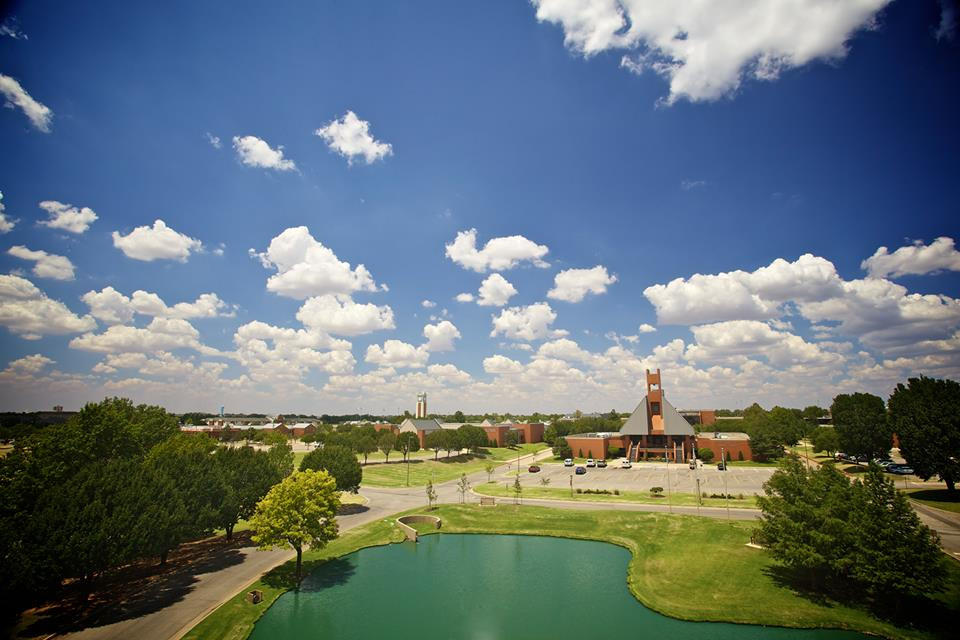 Image courtesy of Oklahoma Christian University.