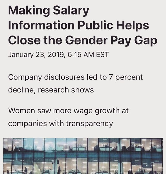 Thank you @bloombergbusiness for resurfacing this insight! Our club was founded to help close the 22% pay gap between men and women (#s from 2014). How are you helping to close the gap?
