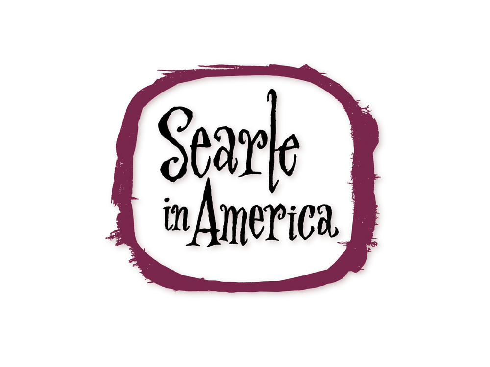 Identity design for the Ronald Searle Exhibit – Cartoon Art Museum, San Francisco, CA