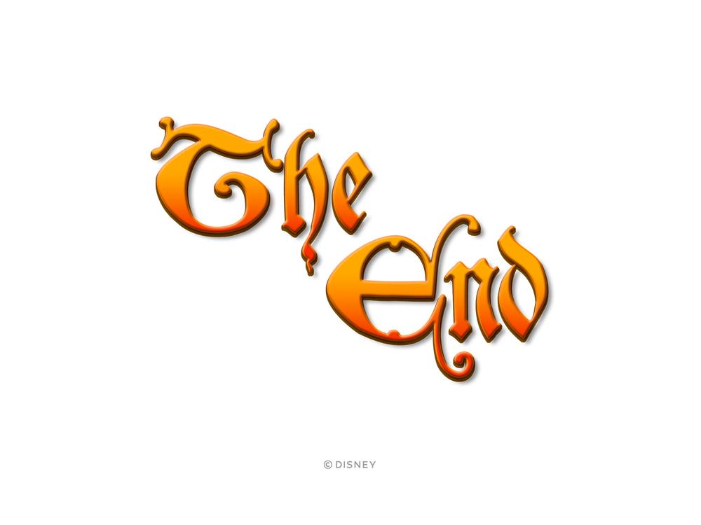 """Type design for Disney's """"Hunchback of Notre Dame"""""""
