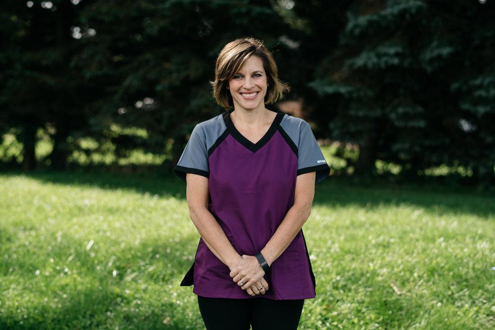 Tiffany Pyzynski - Schedule Coordinator