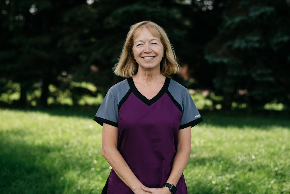 Kathy Schoening, RN - Office Manager