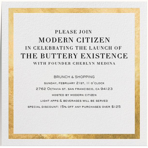 My Invite // Paperless Post