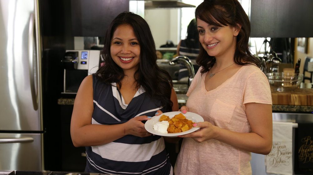 Ta Da!! Cooking with Christine