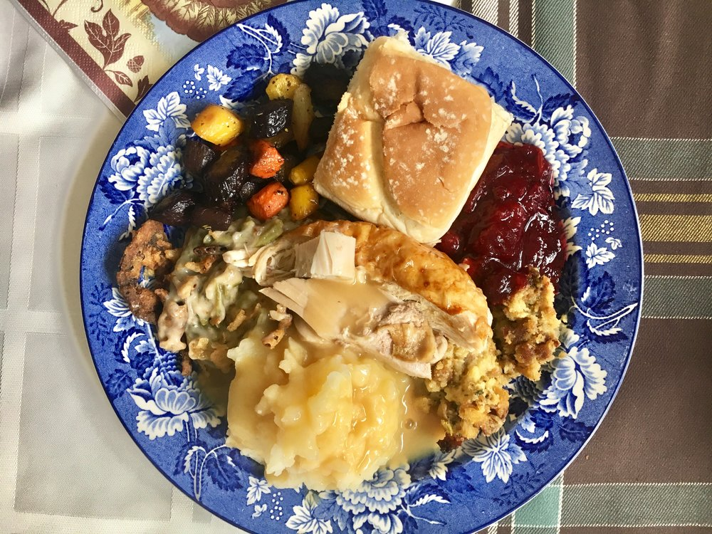 Thanksgiving #1 with my in-laws