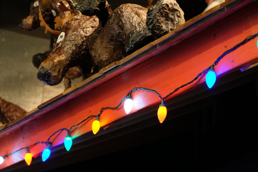 Reindeer Roof // Photo Credit: The Buttery Existence / Cherlyn Medina