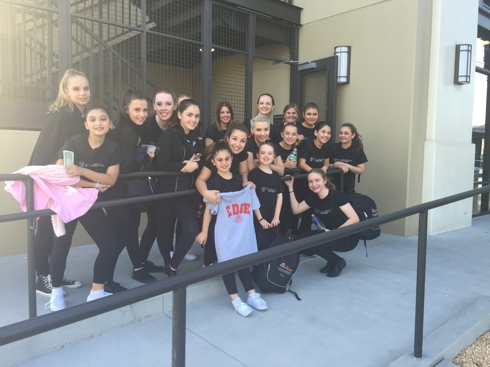 Dance Workshops at the Edge Performing Arts Center Los Angeles 15