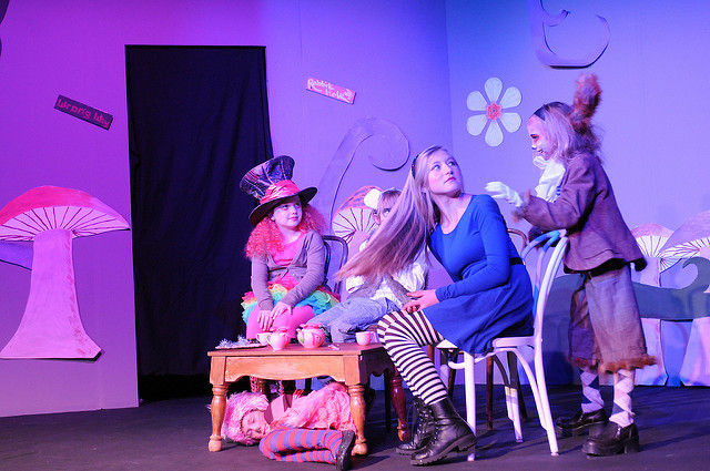 Alice in Wonderland   2013 Performance