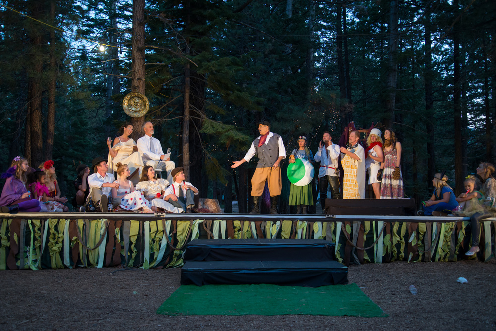 A Midsummer Night's Dream  2015 Performance
