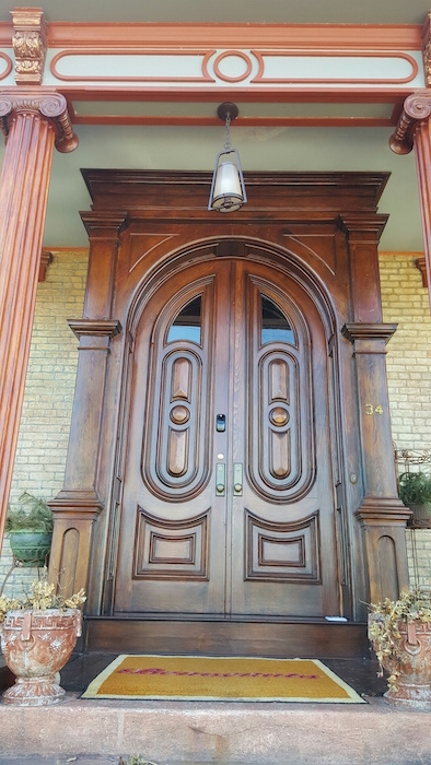 The Original Doors Restored