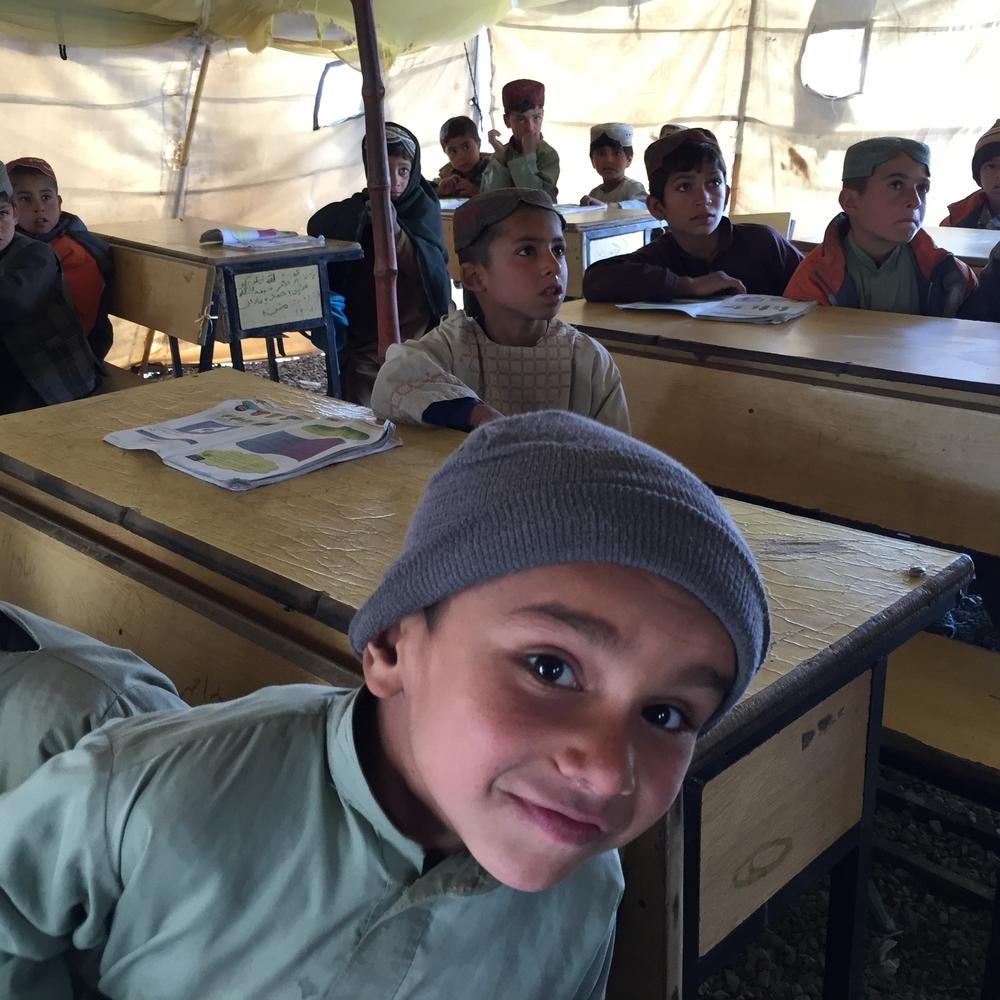Sher Mohammad Hotak School, Zhari