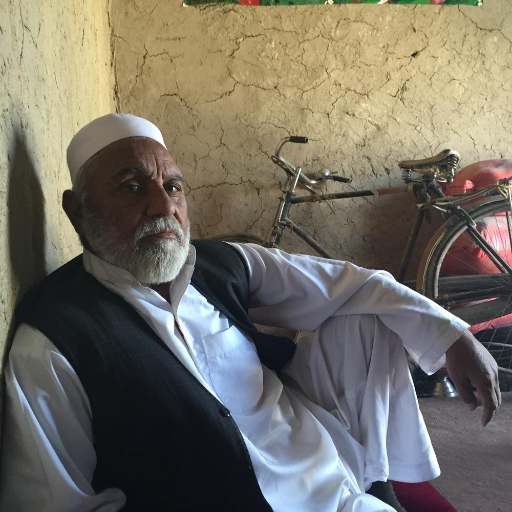 Mohammed Sarhadi, Kandahar City