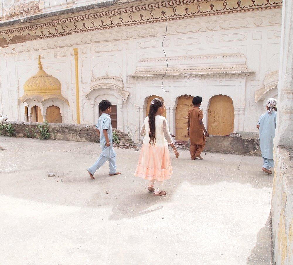 Dera Sahib Gurdwara — Lahore, Pakistan