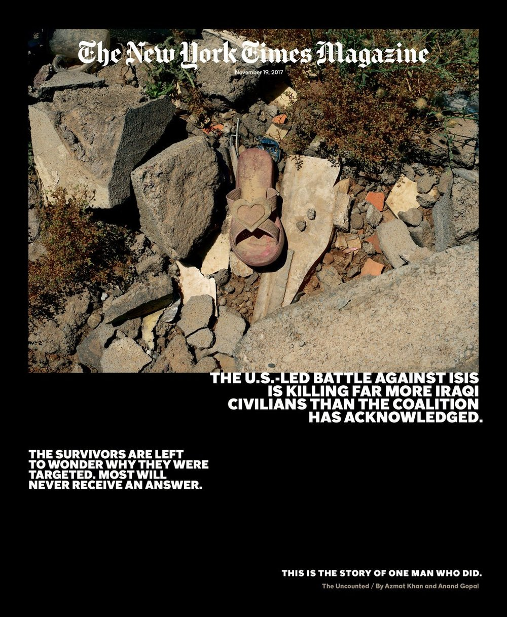 The Uncounted NYT Magazine Cover