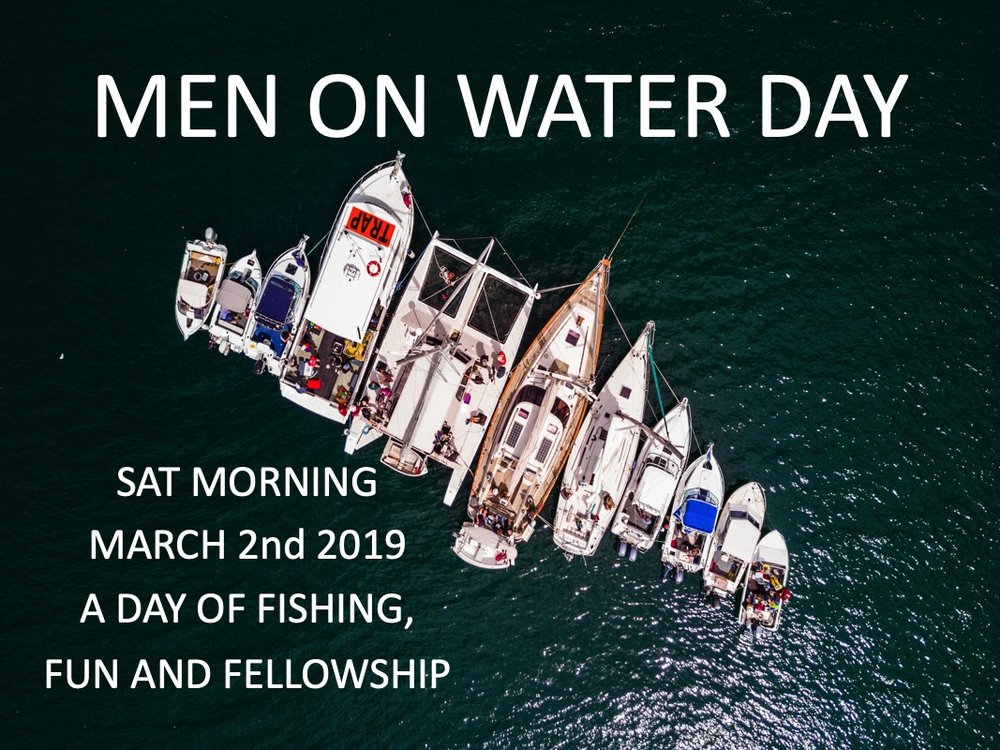 A great day with many boats but please book early as places are limited -