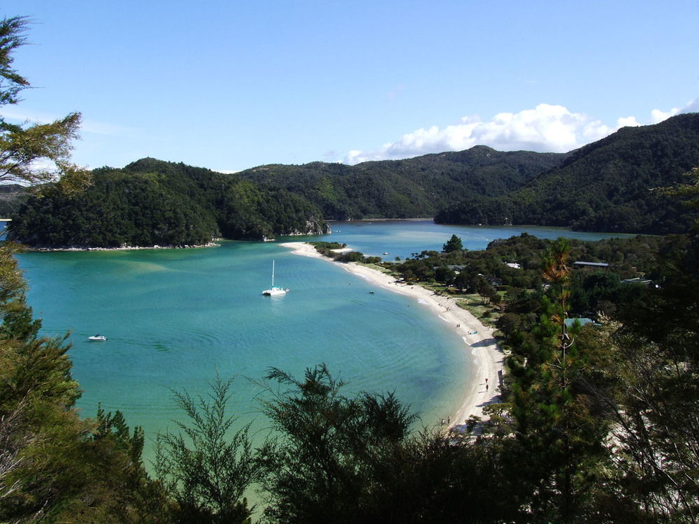 Torrent Bay, Abel Tasman