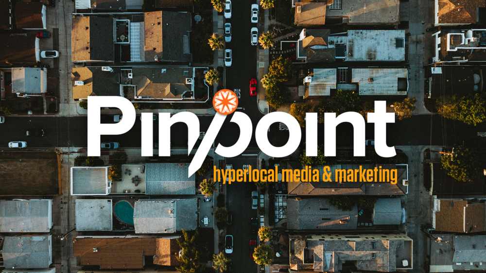 PINPOINT |  Brand Identity