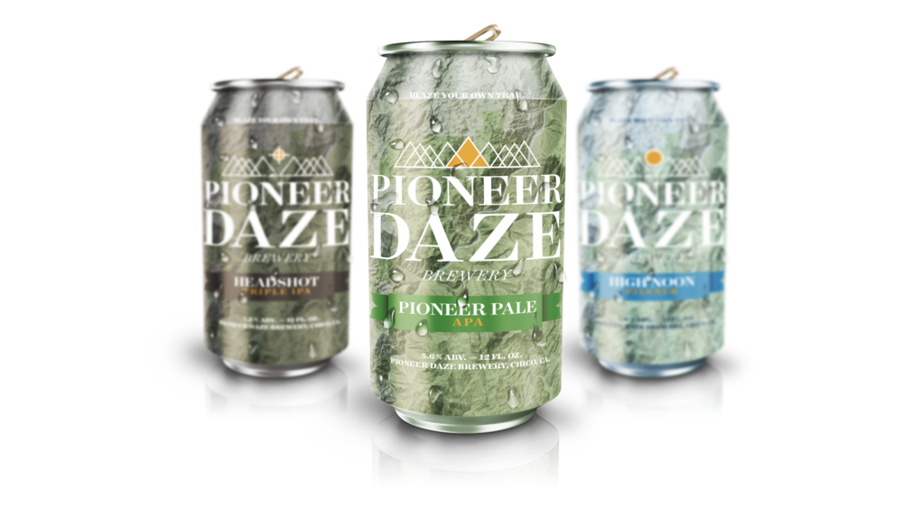 PIONEER DAZE | Cans