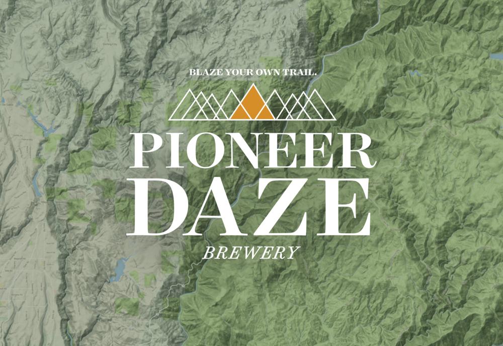 PIONEER DAZE | Packaging