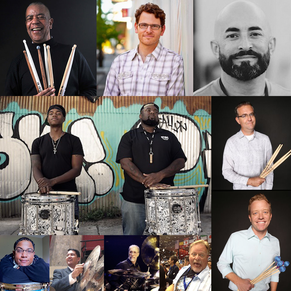 Percussion Faculty -