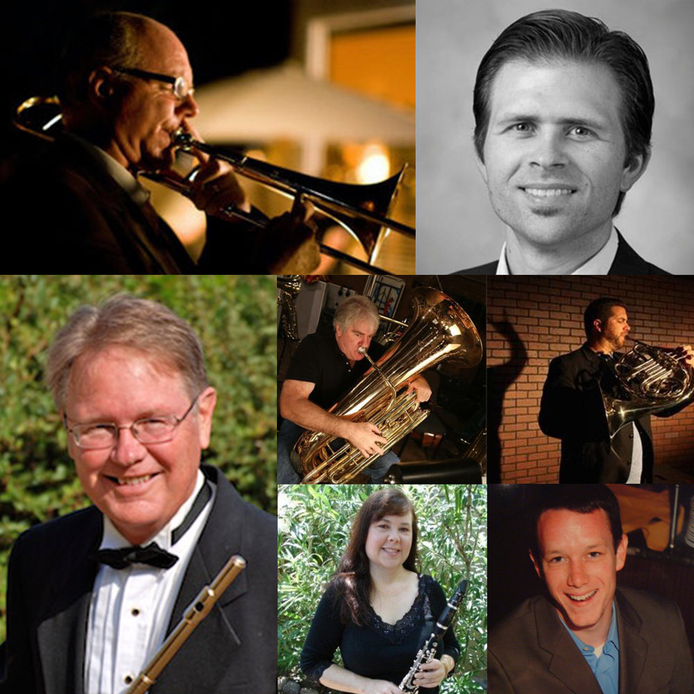 Brass & Woodwind Faculty -