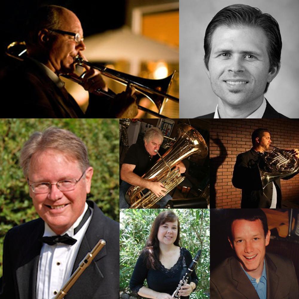 Brass & Woodwind Faculty -