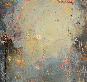 Bud+and+Bloom_Page_oil+and+cold+wax+on+panel_48Lx46w_6625_in+context2_HiRes.jpg