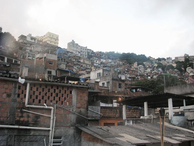 Rocinha (favela), Rio de Janeiro