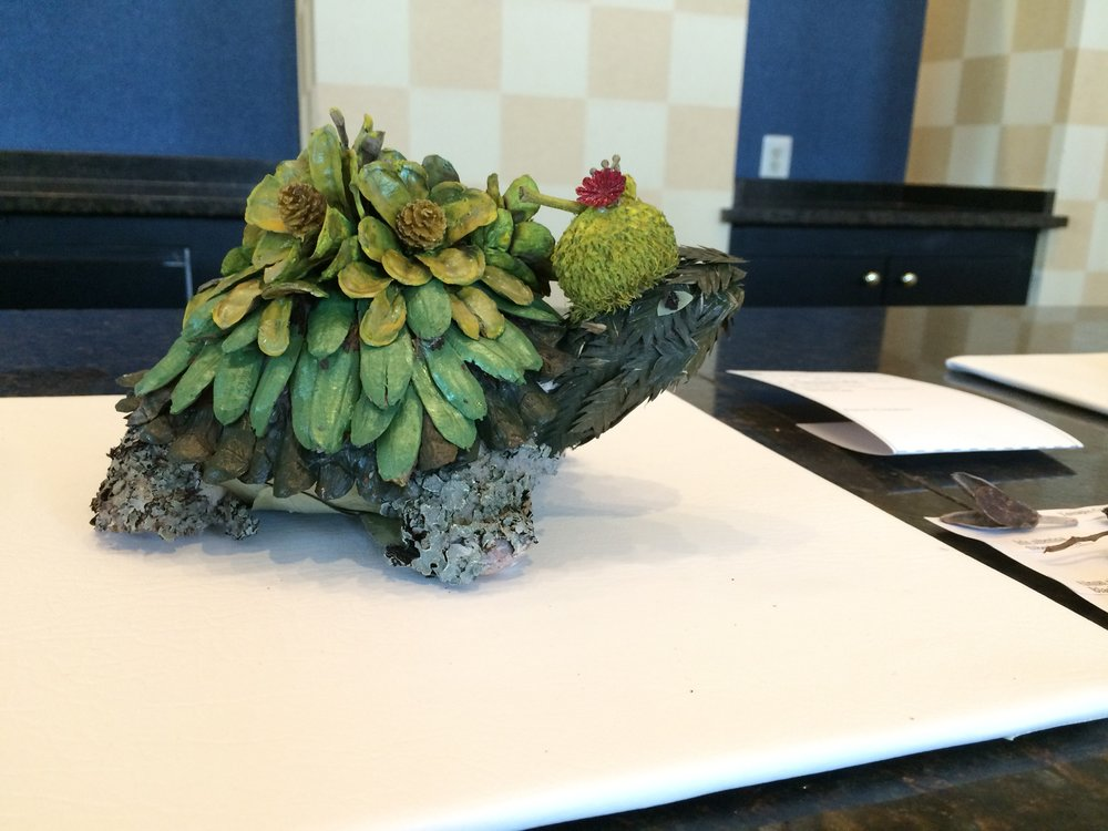 Karen Colini - 3rd place Botanical Arts