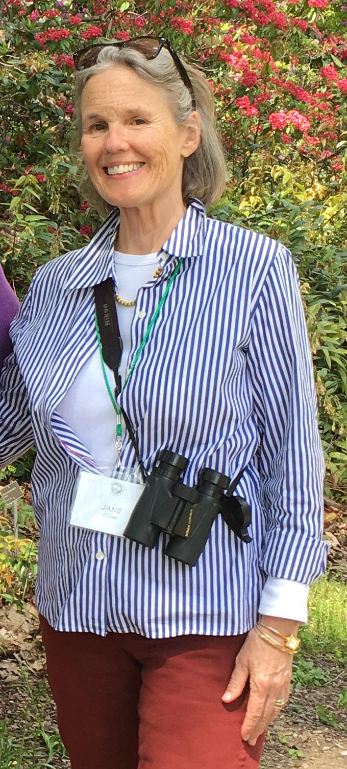 Jane Ellison - GCA Zone X Conservation Award