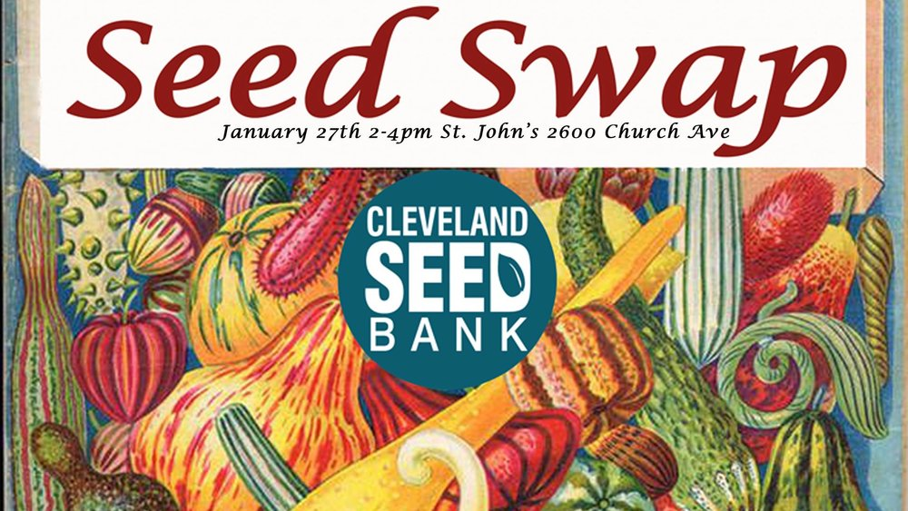 The Seed Swap is free and open to the public. No seeds are required to join in the festivities. Here's the link to their Facebook page with all the details:  https://www.facebook.com/events/132674880685568/ .