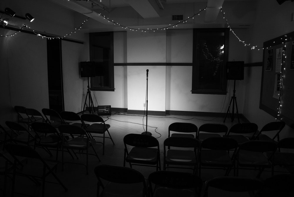 Kickstand Comedy Space - Indie Comedy In Downtown Portland, OR